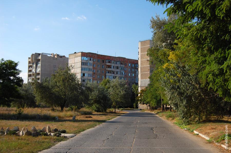 Щелкино, дом 9