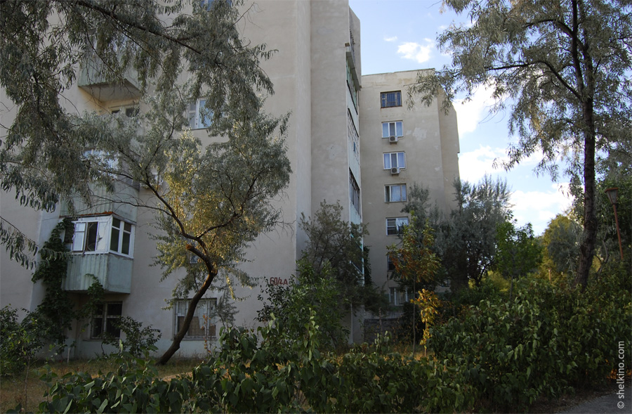 Щелкино, дом 60/2а. Вид с севера, со стороны дома 48в.