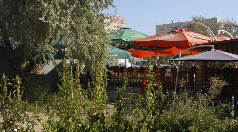 Кафе Апельсин, Щелкино (летняя площадка)