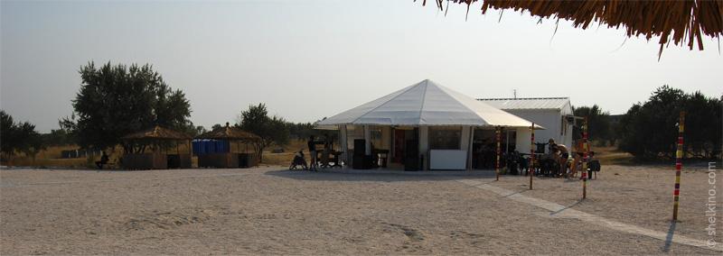 Кафе Сектор моря, Щелкино