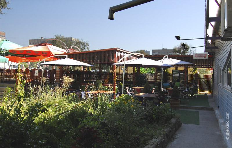 Кафе Уют, Щелкино