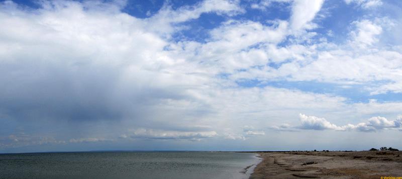 Татарка - Казантипский залив