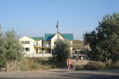 Гостиница Казантип Центр