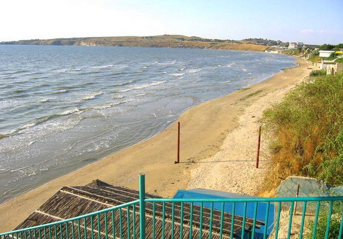 Пансионат Солнечный (Семеновка)