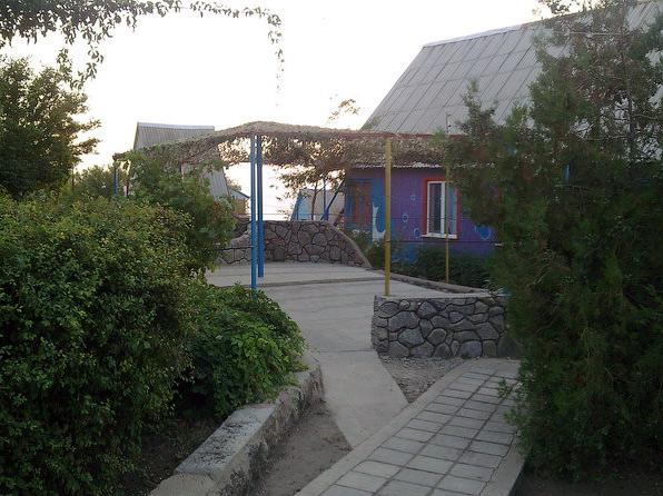 База отдыха Зеркало (Заводское, 10км от Щелкино)