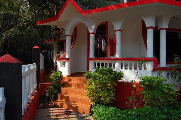 Жилье в Индии Гоа